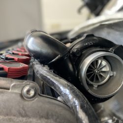 Turbo canchecked boost control