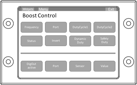 CANchecked boost settings